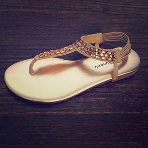 Chinese Laundry Flat Dress Sandal